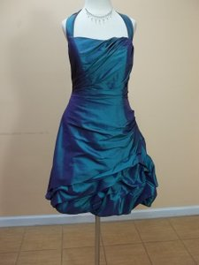 Impression Bridal Teal 20011 Dress