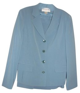 Jones New York Jones New York Dutch Blue Skirt Suit