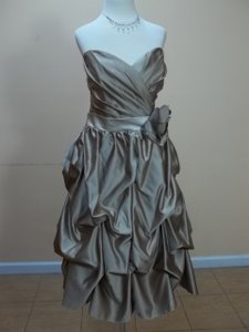 Impression Bridal Bronze/Palomino 20043 Dress