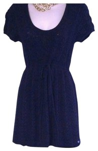 Polo Ralph Lauren short dress navy Jeans Company Knit Mini M on Tradesy