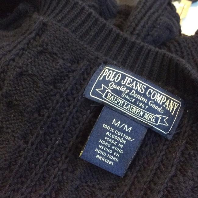 Polo Ralph Lauren short dress navy Jeans Company Knit Mini M on Tradesy Image 2
