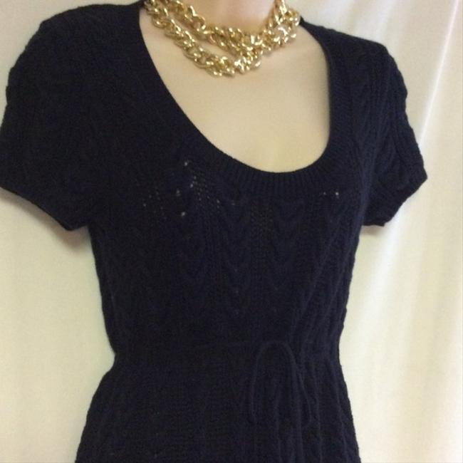 Polo Ralph Lauren short dress navy Jeans Company Knit Mini M on Tradesy Image 3