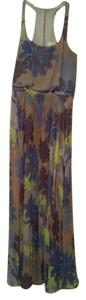Multi Maxi Dress by Jessica Simpson Maxi Empire Waist