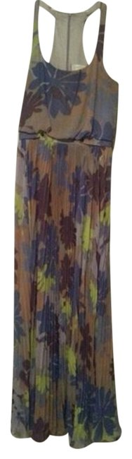 Preload https://item5.tradesy.com/images/jessica-simpson-multicolor-pleated-long-casual-maxi-dress-size-6-s-1216189-0-0.jpg?width=400&height=650