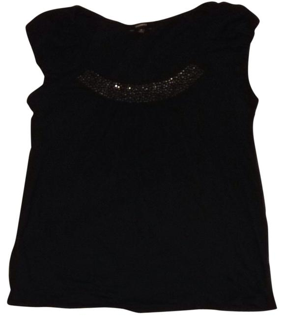 Preload https://item4.tradesy.com/images/express-black-tank-topcami-size-8-m-1216343-0-0.jpg?width=400&height=650