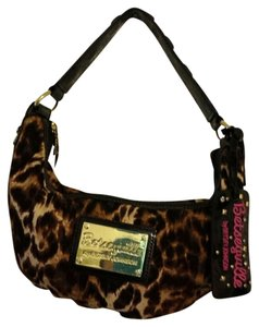 Betseyville by Betsey Johnson Studded Hobo Bag