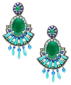 Suzanne Dai Rajasthan Chandelier Earrings
