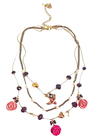 Preload https://img-static.tradesy.com/item/1216619/betsey-johnson-gold-color-rose-layer-bird-sparrow-pinup-necklace-0-0-540-540.jpg
