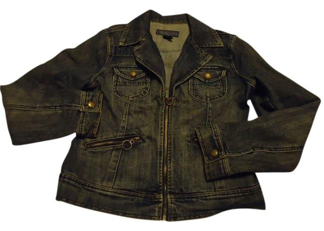 Preload https://item2.tradesy.com/images/baccini-stylish-with-brushed-brass-components-denim-jacket-size-8-m-1216746-0-0.jpg?width=400&height=650