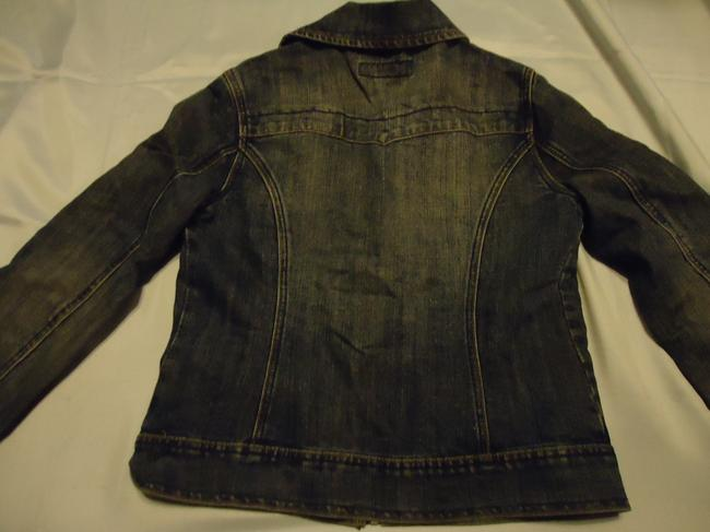 Baccini denim Womens Jean Jacket Image 2