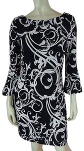 White House | Black Market Polyspandex Stretch Knit Dress