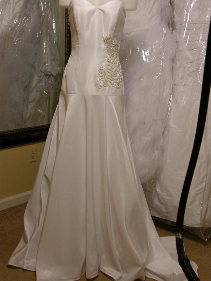 how to clean taffeta wedding dress