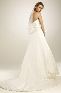 Eden White 2288 Wedding Dress Size 12 (L)