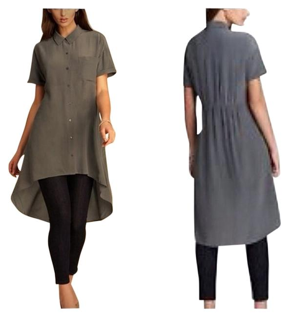 Preload https://item5.tradesy.com/images/eileen-fisher-dress-gray-1217419-0-0.jpg?width=400&height=650