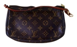 Louis Vuitton Monogram canvas Clutch