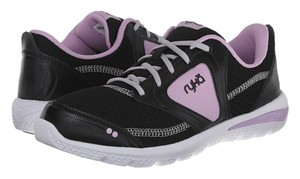 Ryka Running Workout Sport Purple and Black Athletic
