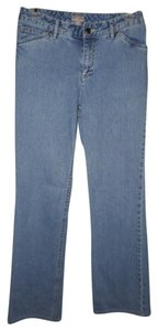 J. Jill Straight Leg Jeans-Medium Wash