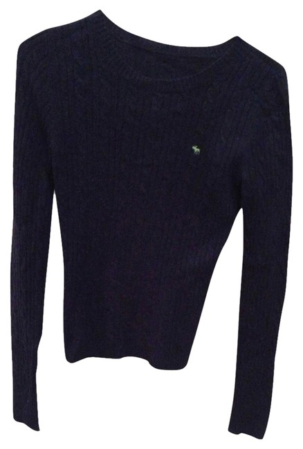 Preload https://item3.tradesy.com/images/abercrombie-and-fitch-navy-blue-sweaterpullover-size-4-s-1217892-0-0.jpg?width=400&height=650