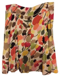 Talbots Skirt Multi