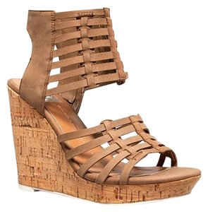 DV by Dolce Vita Brown Wedges