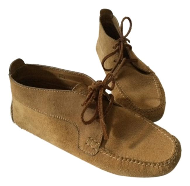 Item - Tan New Driving Moccasin Boots/Booties Size US 8 Regular (M, B)