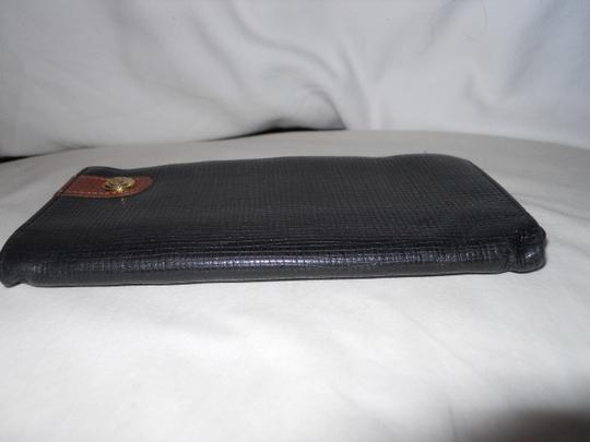 Charriol Philippe Charriol leather check book wallet Image 3