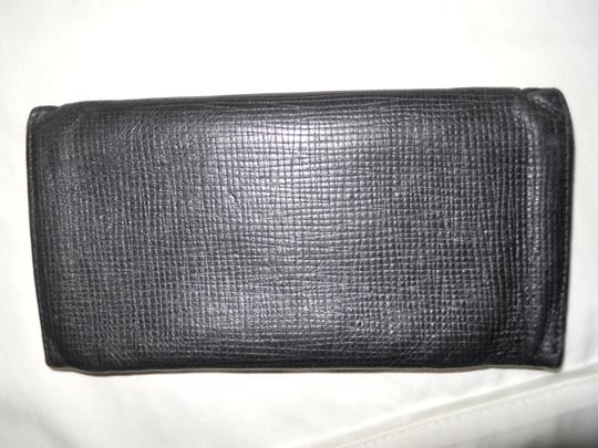 Charriol Philippe Charriol leather check book wallet Image 7