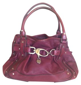 Karen Millen Tote in Purple
