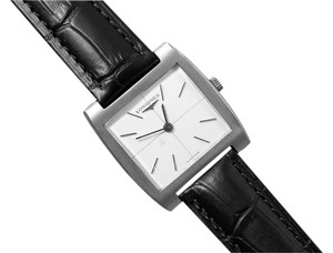 Longines 1970's Longines Vintage Mens Midsize Ultra Thin Classic Retro Watch - Stainless Steel