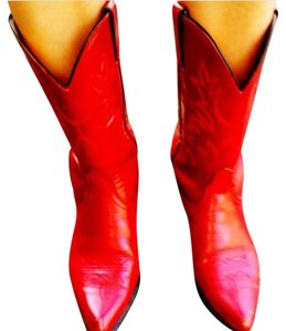 Rodeo Drive Red Boots