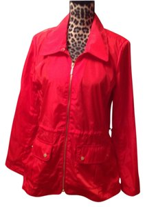 Laura Ashley Red Jacket