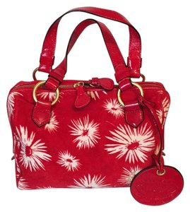Juicy Couture Satchel in Red