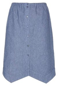Jil Sander Skirt Chambray