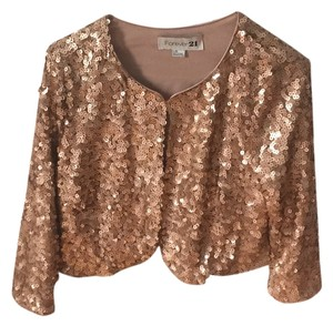Forever 21 Top Rose gold