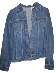 Bill Blass Denim Blue denim Womens Jean Jacket