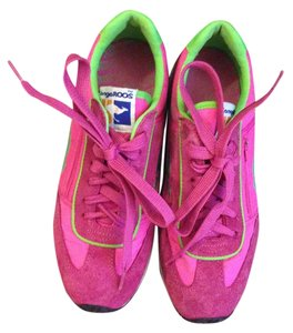 KangaROOS Green and Pink Athletic