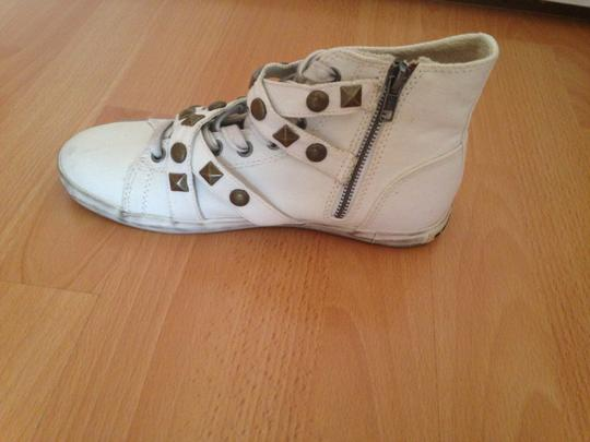 Rock Candy Vintage Studded Rascal White Athletic