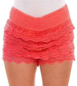Other Mini/Short Shorts orange Coral