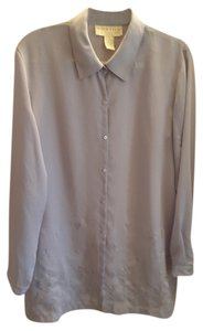 Norton McNaughton Button Down Shirt Lilac