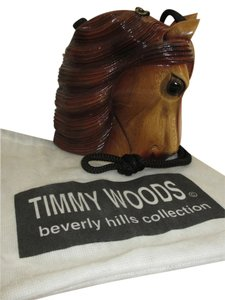 Timmy Woods Sex In The City Carrie Bradshaw Horse Purse Cross Body Bag