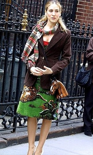Timmy Woods Sex In The City Carrie Bradshaw Horse Purse Cross Body Bag Image 5