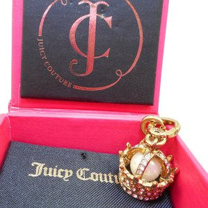 Juicy Couture Juicy Couture Crown Mini Charm - MIB