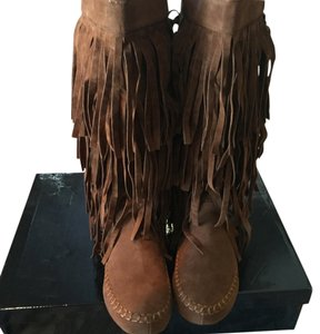 American Exchange New York Brown Boots