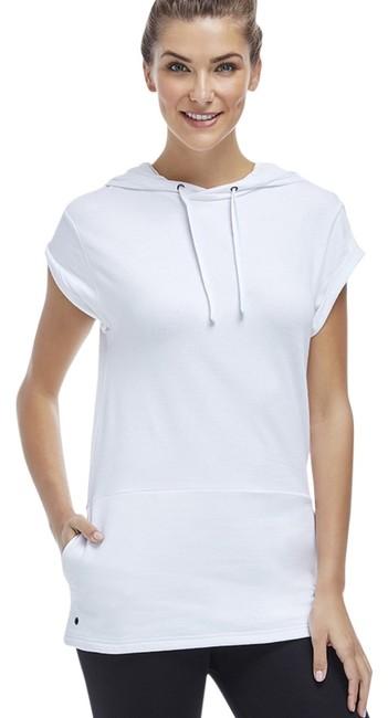 Item - White Oceanside Activewear Top Size 8 (M, 29, 30)