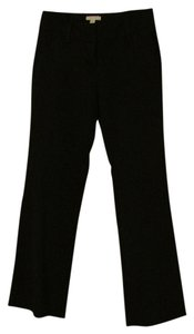 New York & Company Straight Pants Black