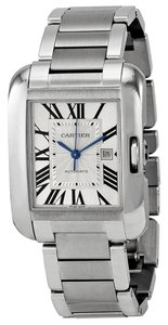 Cartier Cartier Tank Anglaise W5310009 Stainless Steel Automatic Men's Watch (12084)