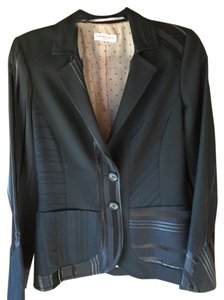 Christian Lacroix Tuxedo Made In France Vintage Black Jacket