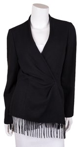 Mugler Black Jacket