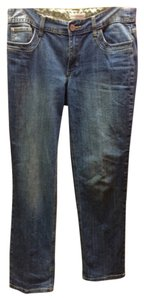 Christopher & Banks Stretchy Straight Leg Jeans