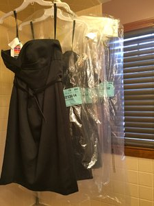 Alfred Angelo Black Dress